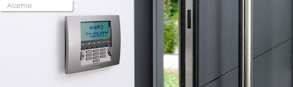 Alarme domotique connectez tous les quipements de la maison for Alarme domotique maison