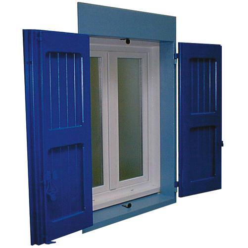 volet pvc battant free volets battants pvc with volet pvc battant volet coulissant aluminium. Black Bedroom Furniture Sets. Home Design Ideas